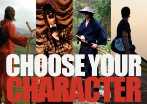 David Blandy's Choose Your Character - ICA Thursday 6 May